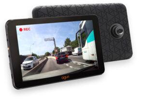 gps Aguri PL7800 caméra de route intégrée